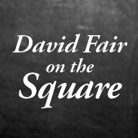 David Fair on the Square